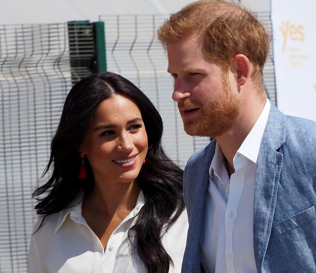 Meghan y Harry viajan a Los Angeles