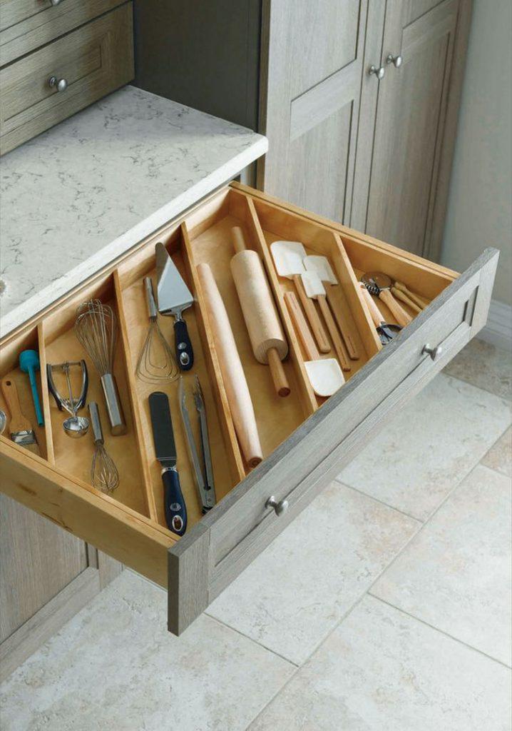 Accesorios de cocina para poner orden en casa
